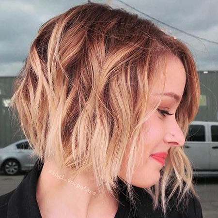 Summer-2018-Hair-Trend Amazing Short Ombre Hairstyles