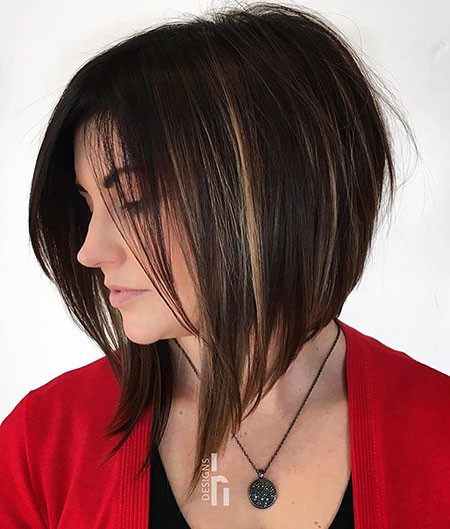 10-Bob-Cut-520 Best Bob Hairstyles for Women 2019