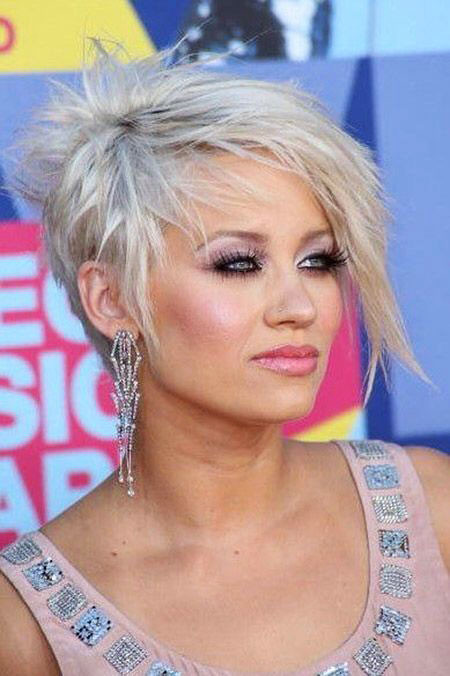 10-Short-2018-Funky-Hair-729 Short Edgy Hairstyles