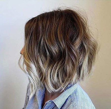 12-Balayage-Short-Hair-2018-487 Short Ombre Hairstyles