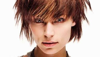 14-Short-Hairtyles-for-Round-Faces-700 17 Trendiest Pixie Haircuts for Women Over 50