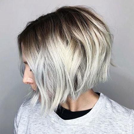 22-Short-Angled-Bob-Hairtyles-708 Short Choppy Haircuts