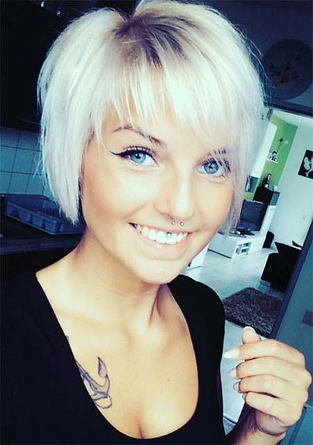 22-Short-Hairtyles-572 Short Hairstyles for Women