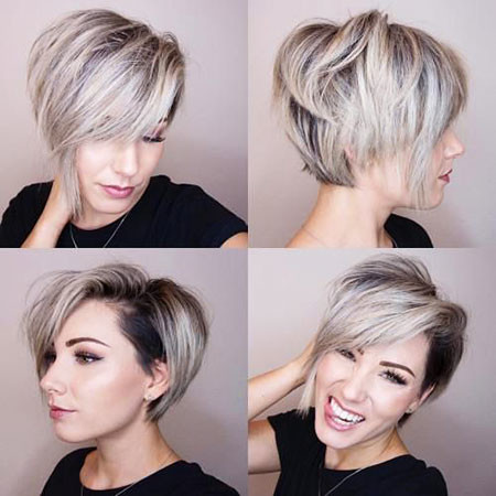 28-Low-Maintenance-Pixie-Cut-578 Short Hairstyles for Women