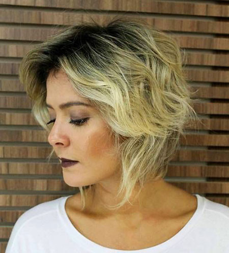 33-Short-Ombre-Hairtyles-508 Short Ombre Hairstyles