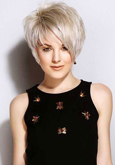 7-Short-Bob-Hairtyles-for-2018-726 Short Edgy Hairstyles