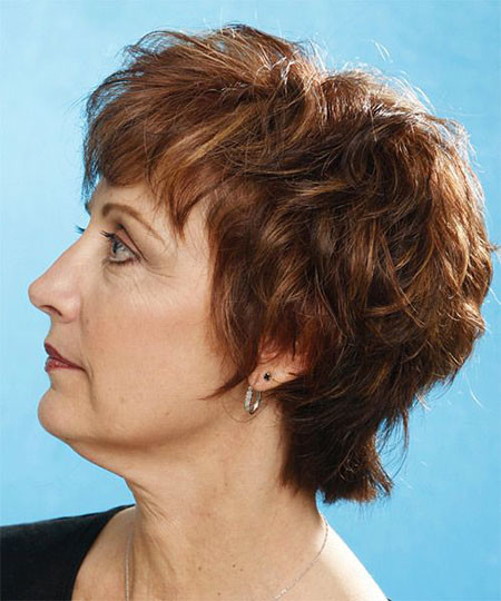 8-Short-Wavy-Hairtyles-for-Women-644 Short Haircuts for Wavy Thick Hair