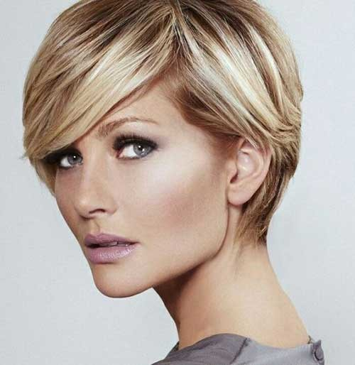 Modern-and-Classy-Short-Hair Most Preferred Short Haircuts for Classy Ladies