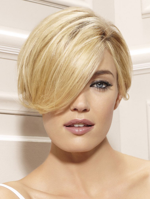 Neckline-hairstyles-women Latest Short Hairstyles Trends 2018 – 2019