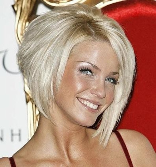 Sarah-Harding-Bob-Hairstyle Very Short Bob Haircuts 2019