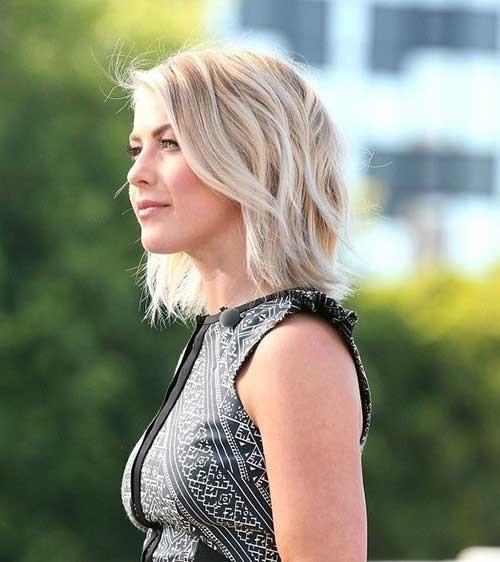 Short-Medium-Length-Haircut-for-Women Short Medium Length Haircuts