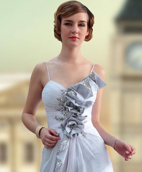 Wedding-hairstyles-for-short-hair-2013 Best Wedding Hairstyles for Short Hair