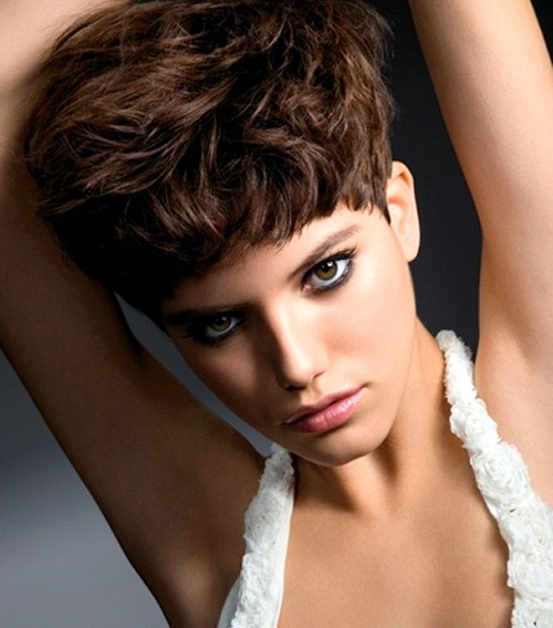 short-hairstyles-fall-2012 Latest Short Hairstyles Trends 2018 – 2019