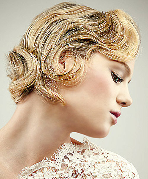 wedding-hairstyles-for-blonde-hair Best Wedding Hairstyles for Short Hair