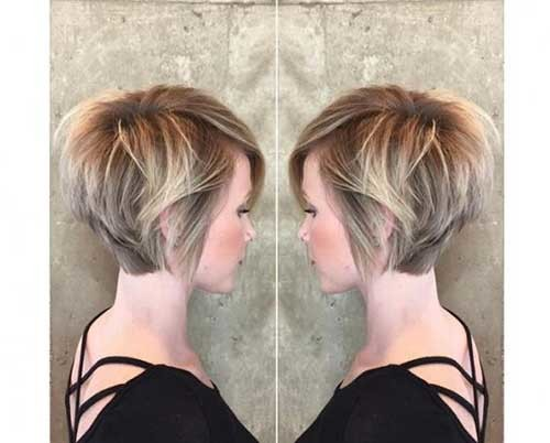 Blonde-Hair-2 Best Short Bob Haircuts for Women