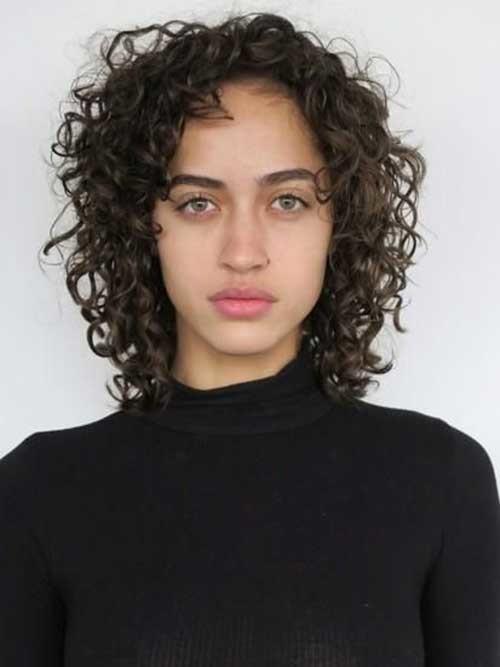 Cute-Hair-1 Best Curly Short Hairstyles