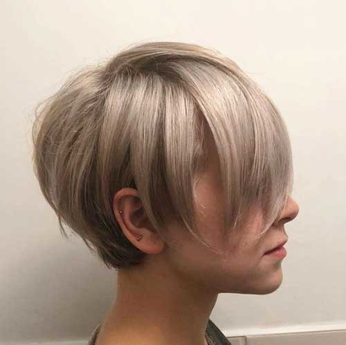 Cute-Short-Bob-Cut Best Short Bob Haircuts for Women