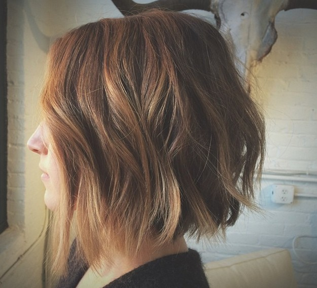 Long-Choppy-Bob-with-Bangs-www.sexvcl.net-009 Bob Hairstyles for 2018