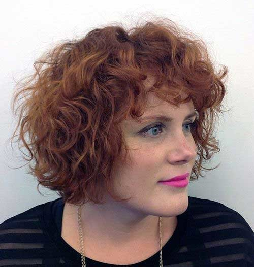 Short-Curls Best Curly Short Hairstyles
