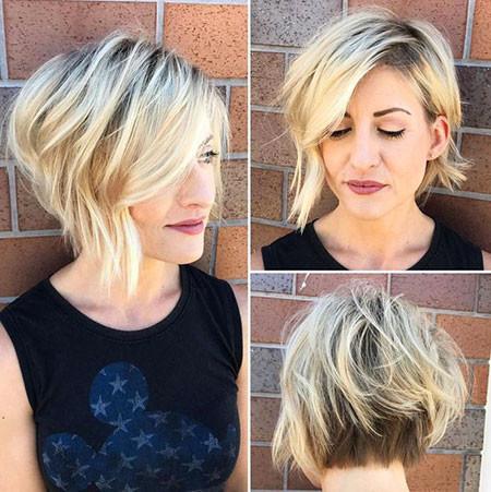 Short-Messy-Haircut- Short Messy Haircuts