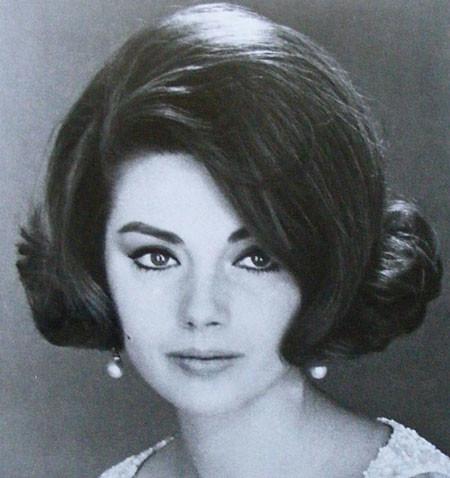 1960s-Short-Hairtyles 1960's Short Hairstyles