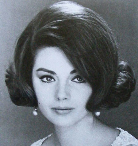 1960s-Short-Hairtyles 1960's Short Hairstyles