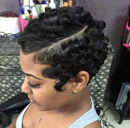 Best Short Pixie Hairstyles For Black Women 2018 2019 The Undercut