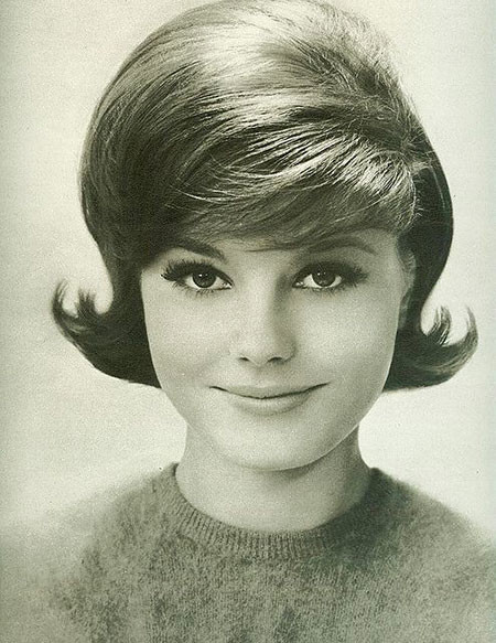 60's-Hairstyle-for-Women 1960's Short Hairstyles