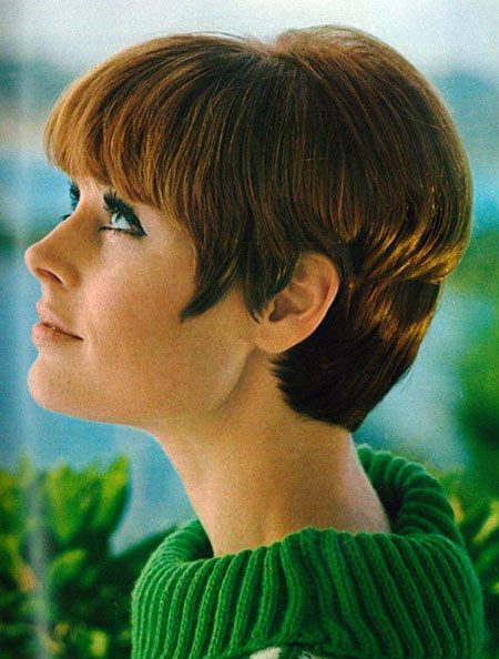 60S-Hairtyles-for-Short-Hair 1960's Short Hairstyles