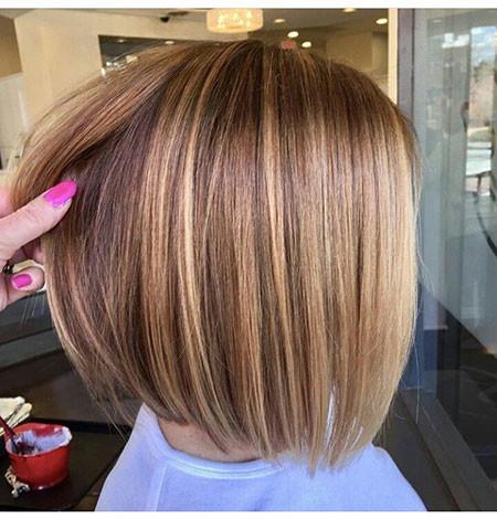 84-Short-Haircuts-2019 Popular Short Haircuts 2018 – 2019