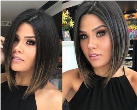 86-Short-Haircuts-2019 Popular Short Haircuts 2018 – 2019