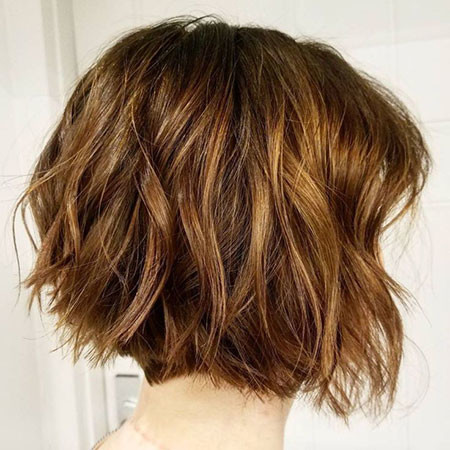 87-Short-Haircuts-2019 Popular Short Haircuts 2018 – 2019