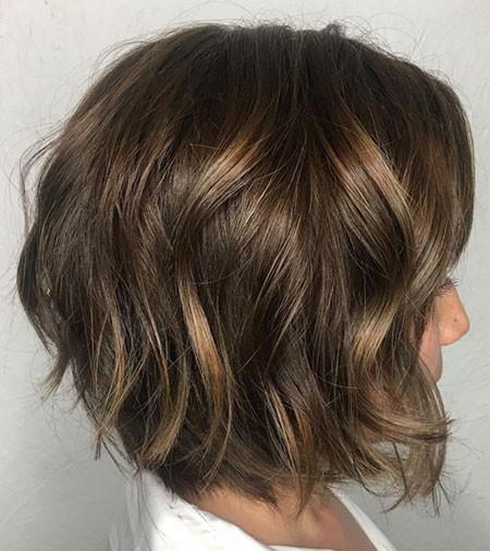 93-Short-Haircuts-2019 Popular Short Haircuts 2018 – 2019