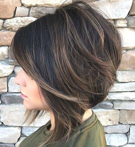 96-Short-Haircuts-2019 Popular Short Haircuts 2018 – 2019