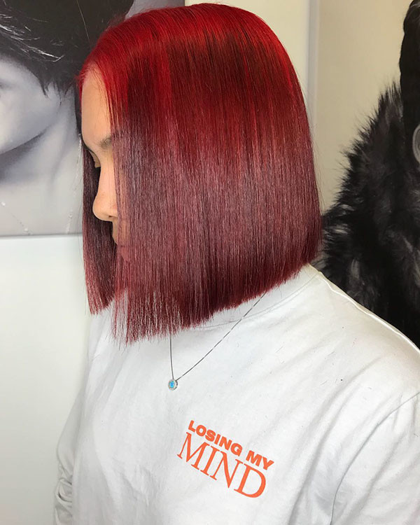 Bob-Hairstyles-1 Short Haircuts for Black Women 2019
