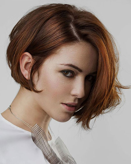 Choppy-Hair-1 Short Bob Haircuts 2019