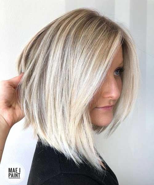 Choppy-Layers Outstanding Short Haircuts for Women