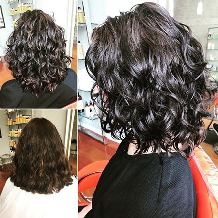 Curly-Hair-1 Popular Short Curly Hairstyles 2018 – 2019