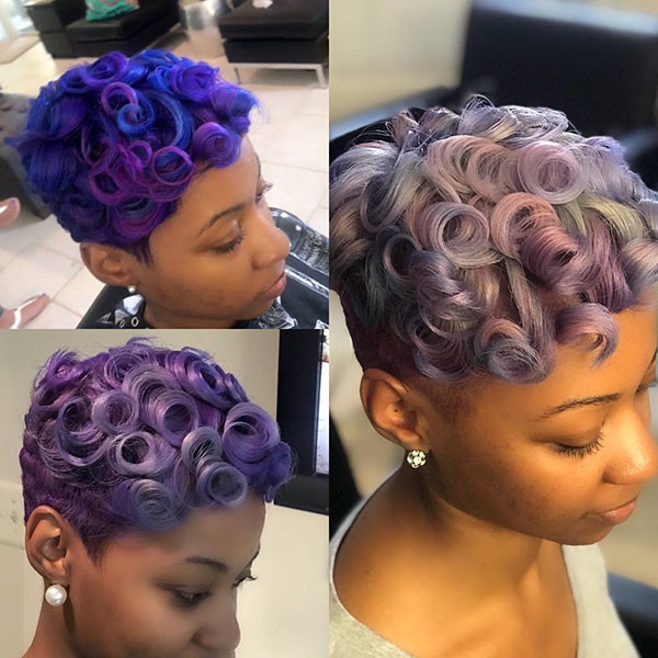 Cute-Hair-2 Short Haircuts for Black Women 2019