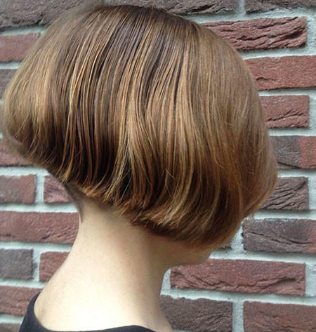 Cute-Hairstyle-2 Short Inverted Bob Hairstyles