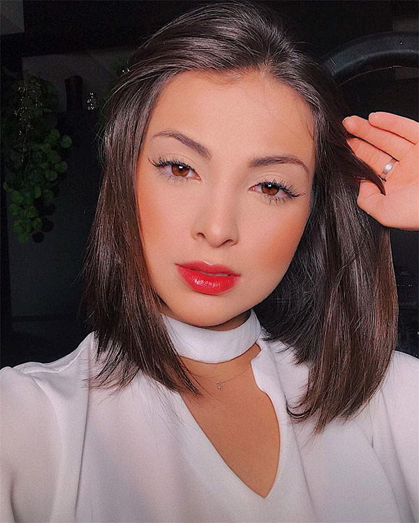 Cute-Hairstyle-3 Short Straight Hairstyles 2019