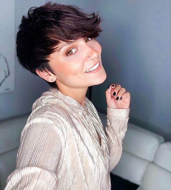 Cute-Pixie-Hairstyle-1 Best Pixie Cut 2019