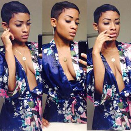 Nice-Hair Best Short Pixie Hairstyles for Black Women 2018 – 2019