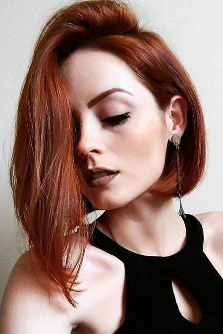 Sexy-Short-Hairstyle-1 Popular Short Haircuts 2018 – 2019