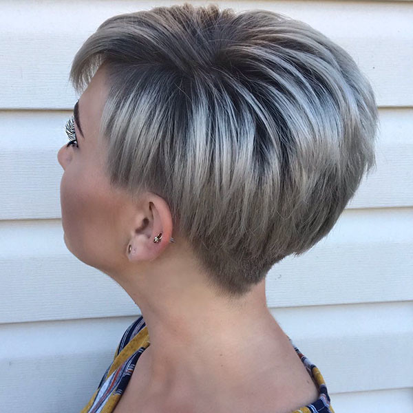 Shadow-Root Best Pixie Cut 2019