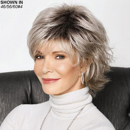 Shag-Hairstyle Best Pixie Haircuts for Over 50 2018 – 2019