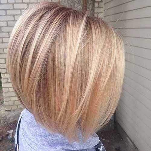 Short-Bob-Haircut-for-Fine-Hair Outstanding Short Haircuts for Women