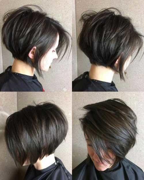 Short-Bob-Haircut Outstanding Short Haircuts for Women