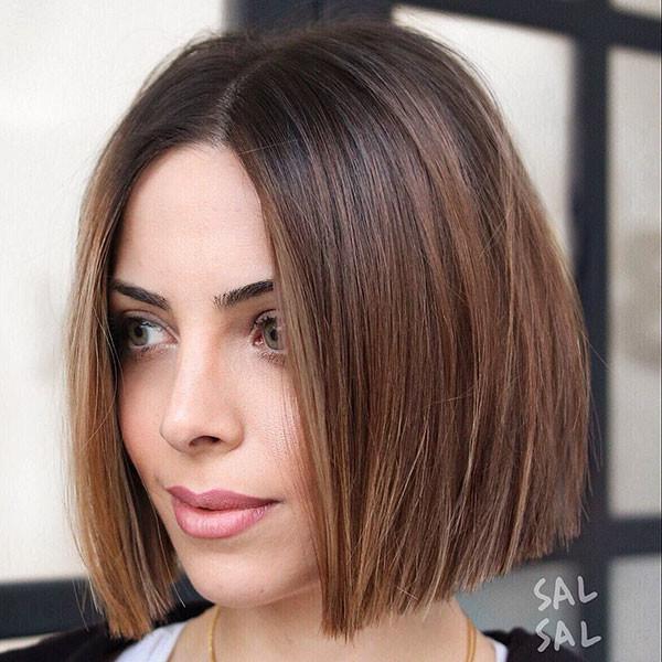 Short-Hairstyles-6 Short Straight Hairstyles 2019