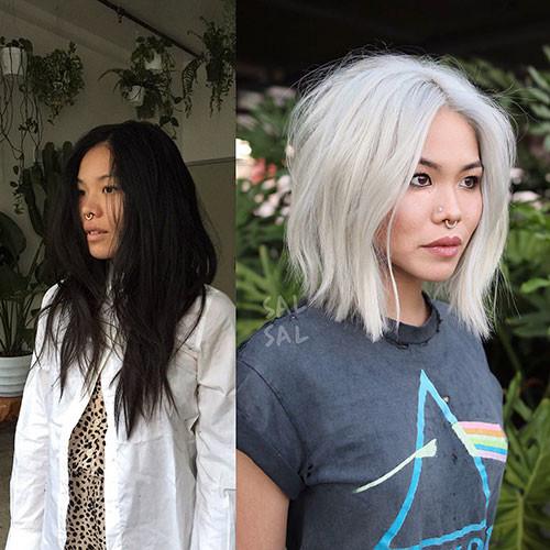 Short-Layered-Asian-Hair Short Layered Haircuts 2018 – 2019